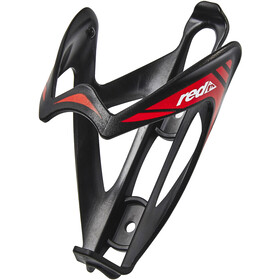 Red Cycling Products Top Bottle Cage - Portabidón - rojo/negro